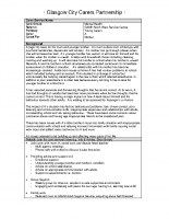 Carers Case Study 2