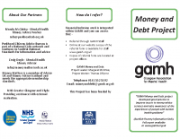 Money and Debt Leaflet